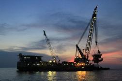 Pekerjaan Rigging di Offshore