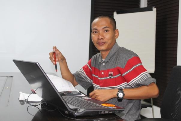Habis Umrah di Kantor Adhi Karya Makassar