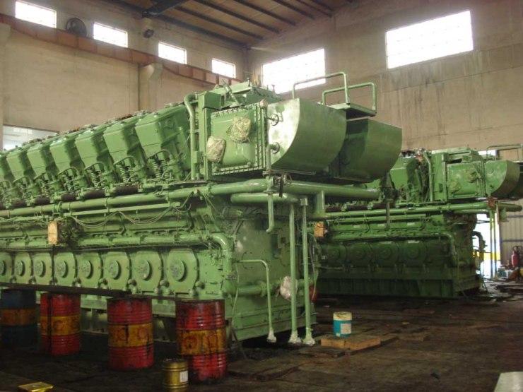 Diesel-Power-Plant